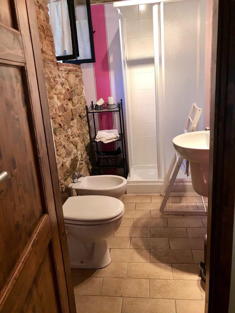 Il Gelsomino - bagno privato