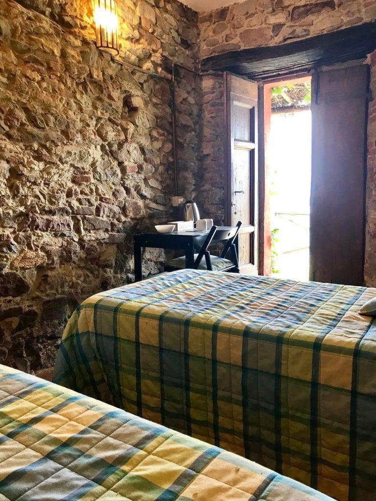 Il Gelsomino - camera da letto